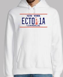 Matrícula ECTO-1A (Cazafantasmas)