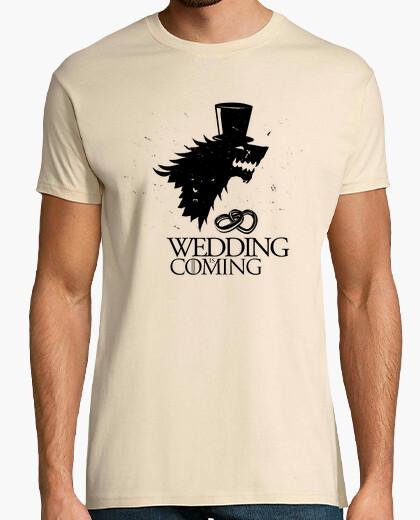T-shirt matrimonio - nozze (è possibile aggiungere i nomi)