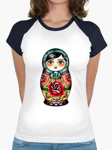 Camiseta Matrioska - nº 1708315 - Camisetas latostadora 821122eaa38