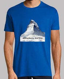 Matterhorn  Hombre, manga corta, pistacho, calidad extra