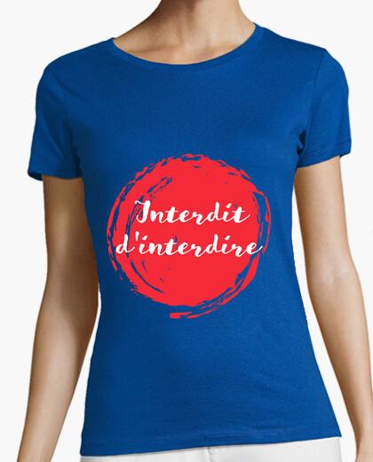 Camiseta May68 INTERDIT