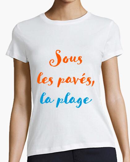 Camiseta May68 PLAGE