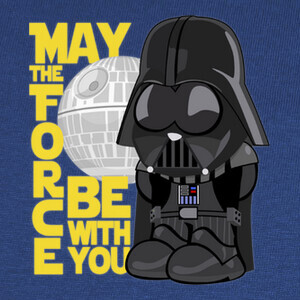 Camisetas May the Force be with you