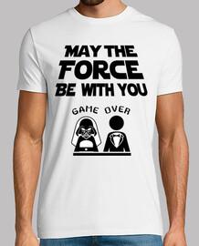 May The Force Be With You, Despedida de Soltero (Novio)