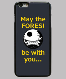 May the FORES! be with you