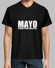MAYO - A QUIEN PUEDA MOLESTAR