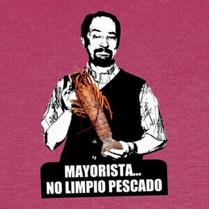 Camisetas Mayorista... No limpio pescado