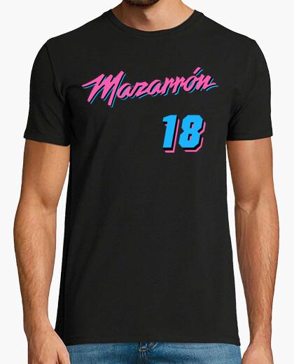Camiseta Mazarron Heat Vice City Edition 18