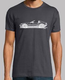 Mazda MX5 RF Abierto (blanco)