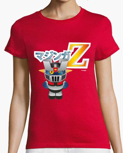 Camiseta Mazinger-Z