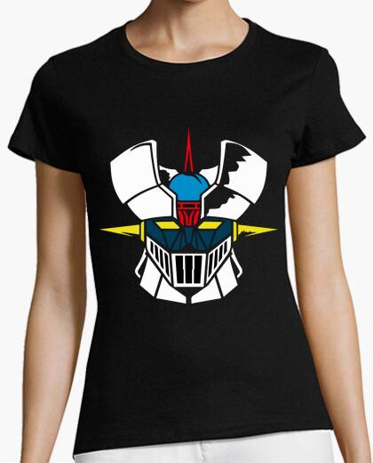 Camiseta Mazinger girl