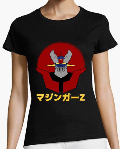 Tee-shirt mazinger z