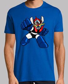 Mazinger Z camisetas friki