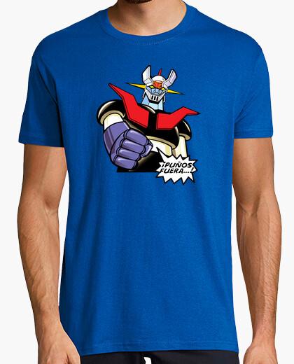 Camiseta Mazinger Z friki