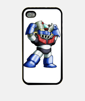 Mazinger Z Retro TV Cine Friki Robot Fundas IPhone