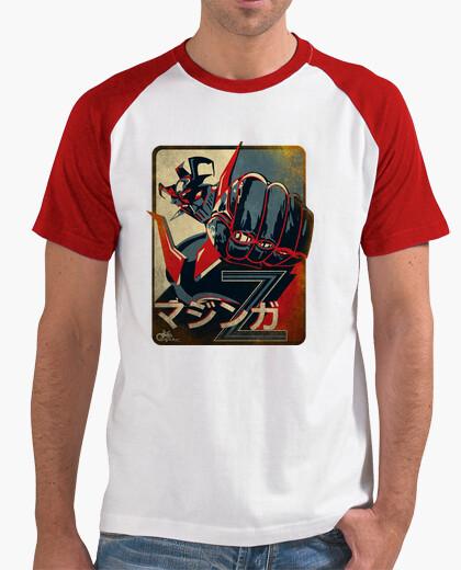 Camiseta Mazinger Z Vintage