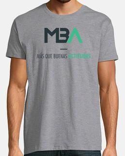 MBA Más que buenas actitudes