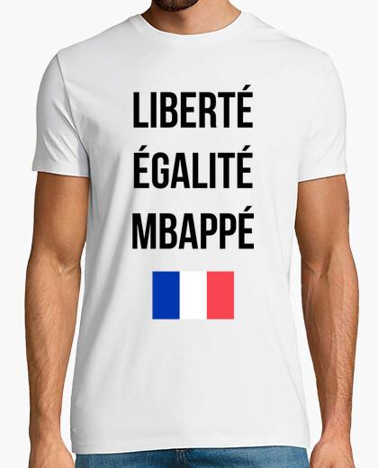 Camiseta Mbappé
