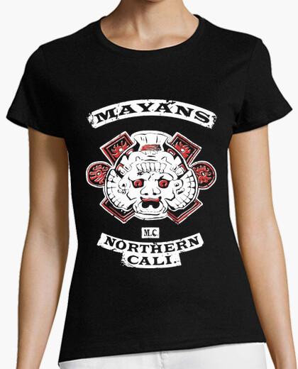 23ab6a6c0 mc mayans girl T-shirt - 1315786