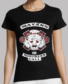 mc mayans girl
