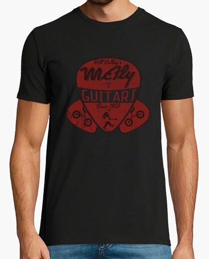 Camiseta McFly  Guitars