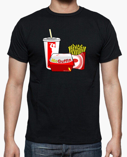 Camiseta McGuffin