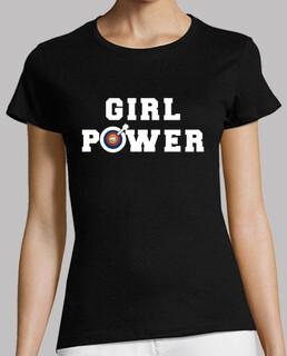 Mädchen-Power