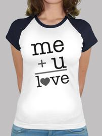 Me + u = love V.1.0