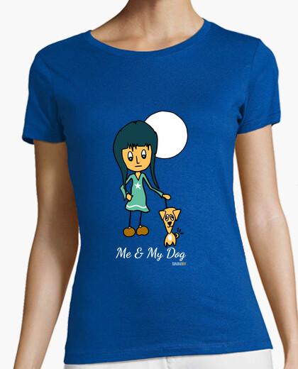 Camiseta Me & My Dog