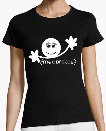 Camiseta ¿ME ABRAZAS?