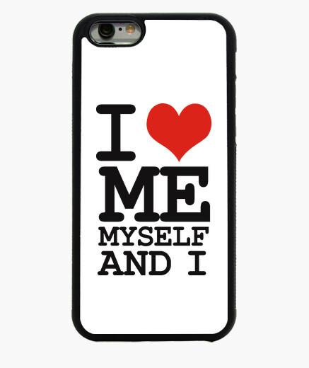 Funda iPhone 6 / 6S me amo a mí mismo y me