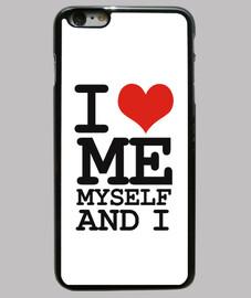 me amo a mí mismo y me