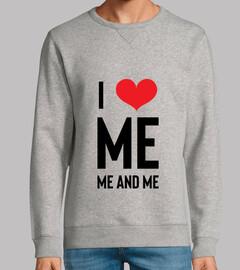 me amo a mi y a mi