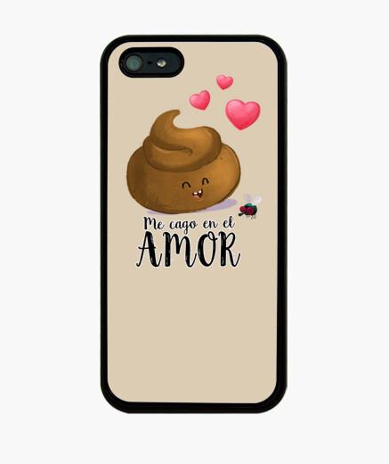 Funda iPhone Me cago en el amor