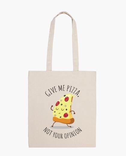 Sac me donner la pizza