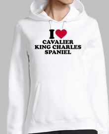 Me encanta Cavalier King Charles Spanie
