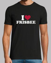 me encanta el frisbee