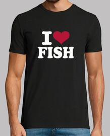 me encanta el pescado