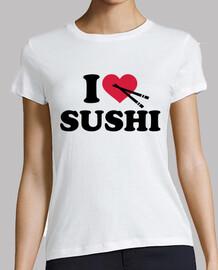 me encanta el sushi