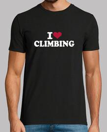 me encanta escalar