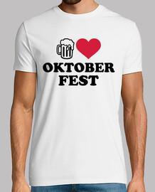 me encanta la cerveza oktoberfest