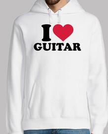 me encanta la guitarra