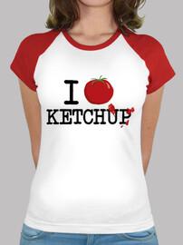 Me encanta la salsa de tomate