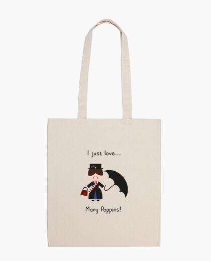 Bolsa me encanta mary poppins