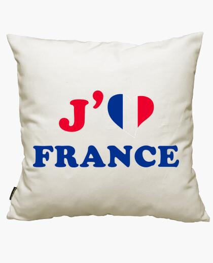 Funda cojín Me gusta Francia