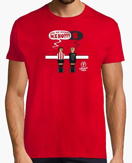 Camiseta ME HA PITADO MANO Athletic Bilbao LB