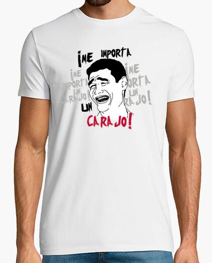 Camiseta ¡Me importa un Cao!