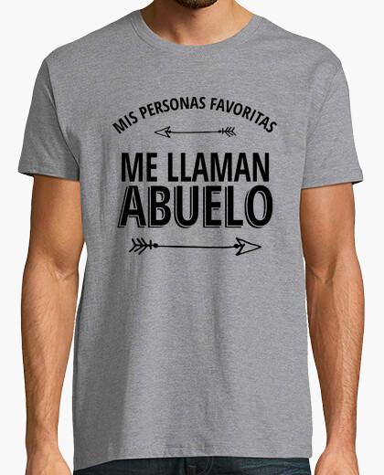 Camiseta Me llaman abuelo