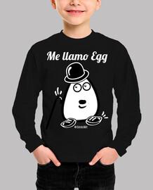 Me llamo Egg (Texto)