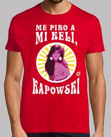 Me piro a mi keli, Kapowski (camiseta)